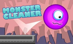 monster-cleaner